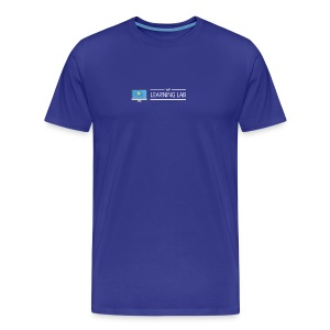 WP Learning Lab Logo - Men's Premium T-Shirt