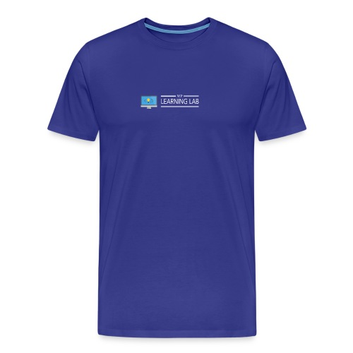 WP Learning Lab Logo - Men's Premium T-Shirt