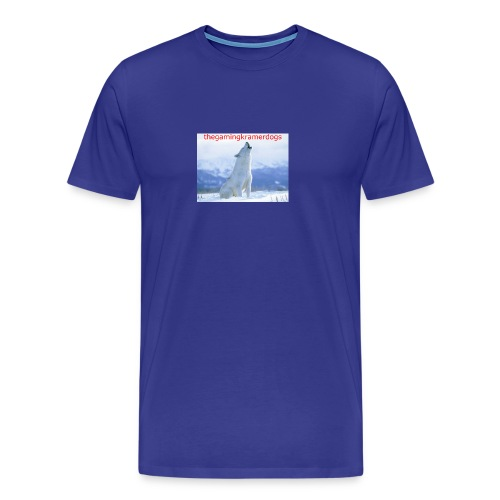 originail logo - Men's Premium T-Shirt