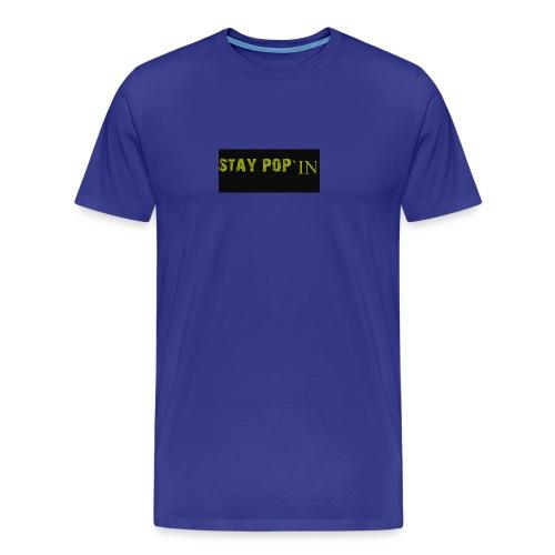 Stay awake - Men's Premium T-Shirt