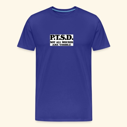PTSD - Men's Premium T-Shirt