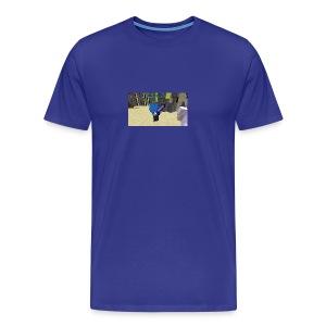 bluebear - Men's Premium T-Shirt