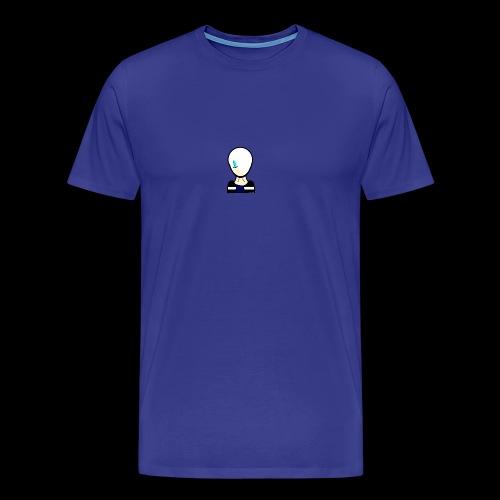 horrible version of me in anime excuse - Men's Premium T-Shirt