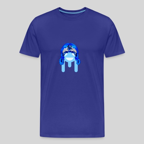 ALIENS WITH WIGS - #TeamMu - Men's Premium T-Shirt