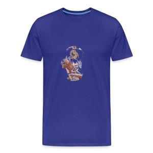 Attack The Artist - Men's Premium T-Shirt
