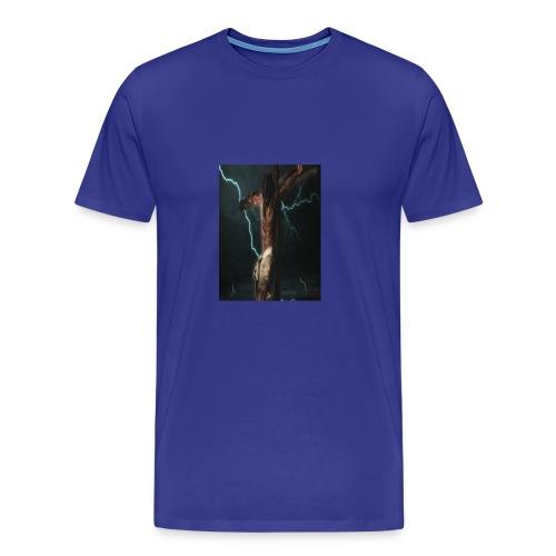 JESUS1 - Men's Premium T-Shirt