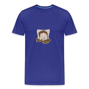 SleepyMug - Men's Premium T-Shirt