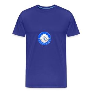Successful Barber Seal - Men's Premium T-Shirt