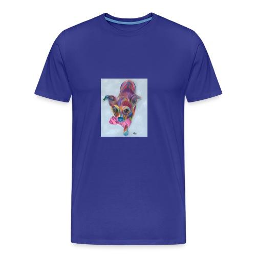 Dixie Dog - Men's Premium T-Shirt