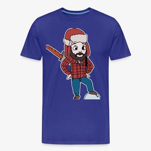 LumberTeeg - Men's Premium T-Shirt