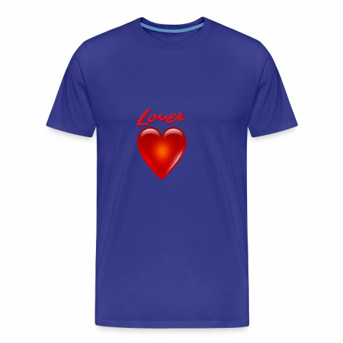 Lover - Men's Premium T-Shirt