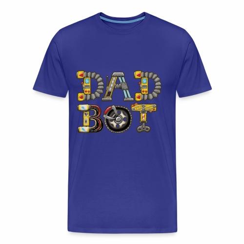 Dad Bot - Men's Premium T-Shirt