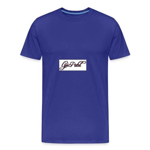 Lipi Patel - Men's Premium T-Shirt