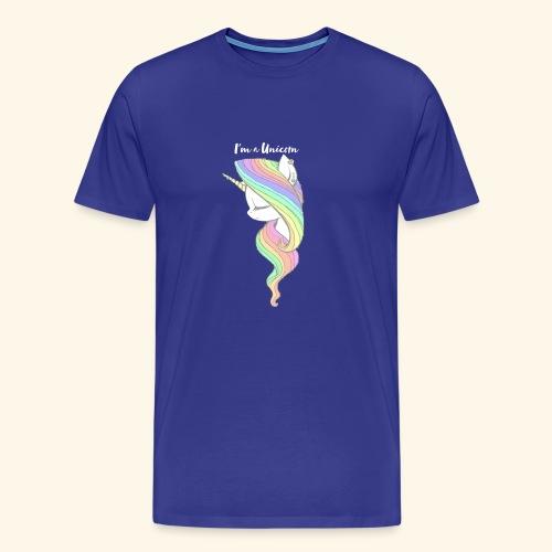 Unicorn - Men's Premium T-Shirt