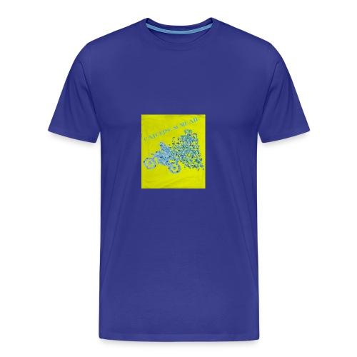 Catching some air - Men's Premium T-Shirt