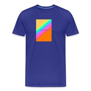 dom mearch - Men's Premium T-Shirt