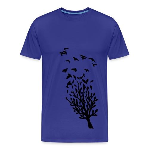 Birdtreexl - Men's Premium T-Shirt