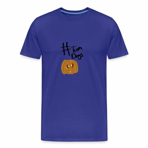 #Team Dog - Men's Premium T-Shirt
