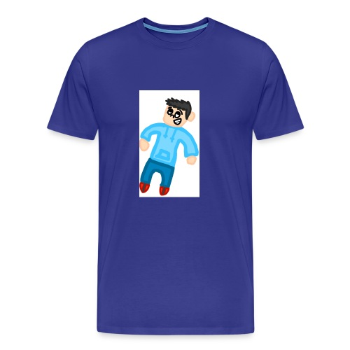 JiggleBro Full - Men's Premium T-Shirt