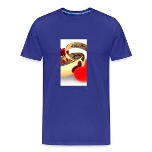 Forever Love - Men's Premium T-Shirt