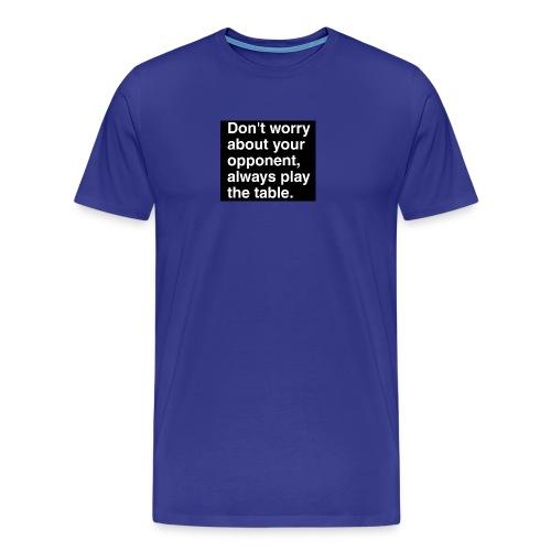 Confidence Clothing - Men's Premium T-Shirt