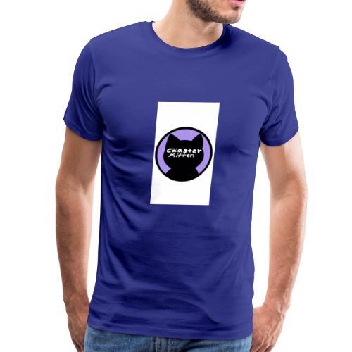 Coaster Kitten Official 2018 Logo - Men's Premium T-Shirt