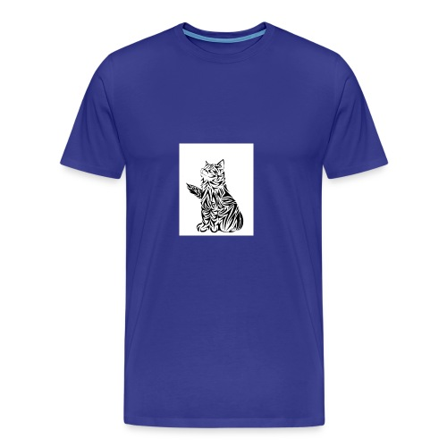 cats - Men's Premium T-Shirt