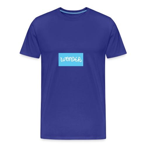 THE WONDER MOVEMENT - Men's Premium T-Shirt