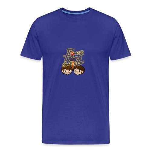 Power Trip Gaming #1 - Men's Premium T-Shirt