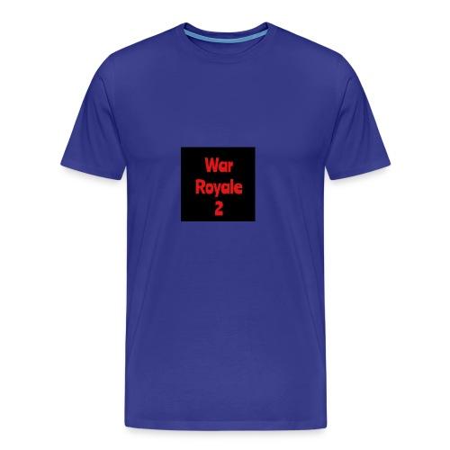 War Royale 2 - Men's Premium T-Shirt