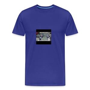 itchy eye - Men's Premium T-Shirt