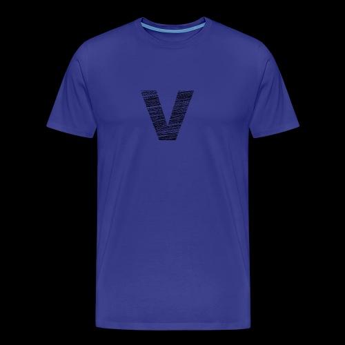 Varsity Beach - Men's Premium T-Shirt