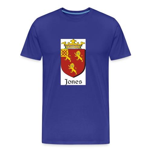 Jones Irish Crest - Men's Premium T-Shirt