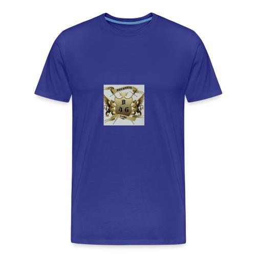 D4G logo - Men's Premium T-Shirt