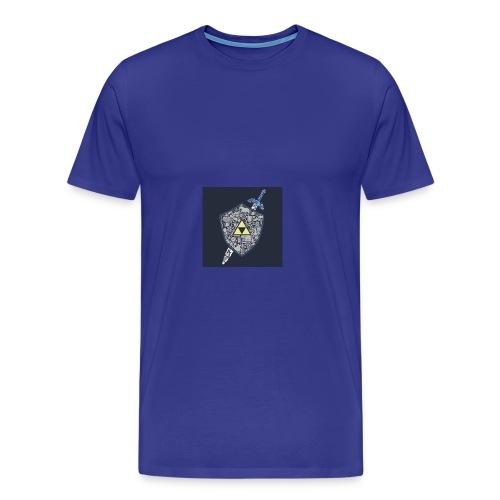 zelda dope - Men's Premium T-Shirt