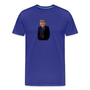 Tyrese In A Suit - Men's Premium T-Shirt