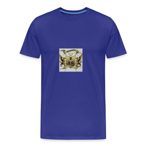 D4G logo - Men's Premium T-Shirt