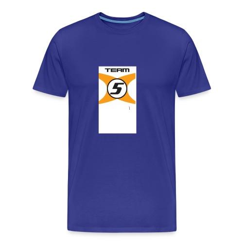 087C4026 9308 49F6 9E0A DA29E2BFA5D8 - Men's Premium T-Shirt