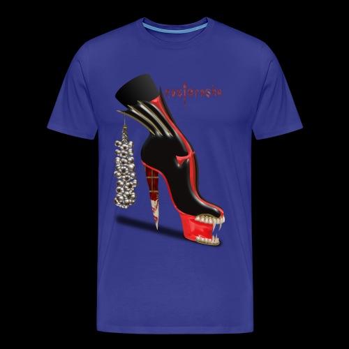 Nosferashu Vampire Shoe - Men's Premium T-Shirt