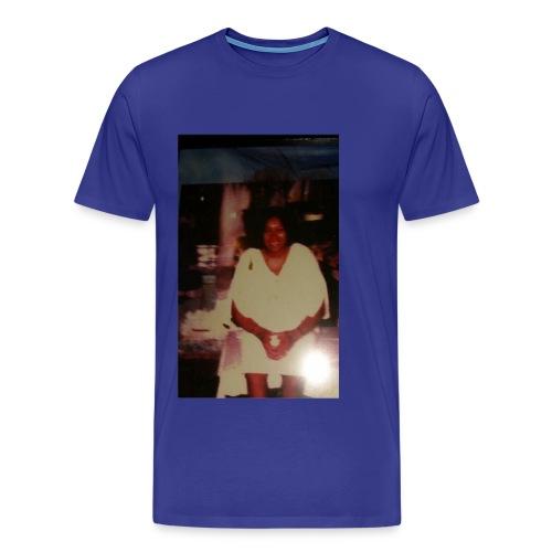 Grandma's picture - Men's Premium T-Shirt