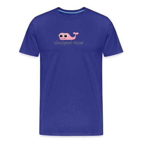 clout yard vines - Men's Premium T-Shirt