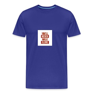 liverpool fc ynwa - Men's Premium T-Shirt