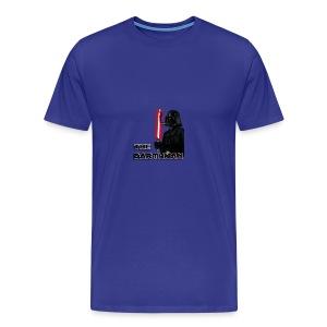 darthman avatar no bg 2 - Men's Premium T-Shirt