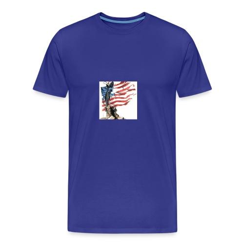 #AMSOL - Men's Premium T-Shirt