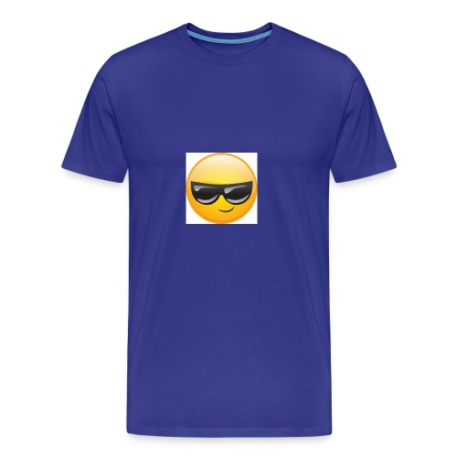 Cool Face - Men's Premium T-Shirt
