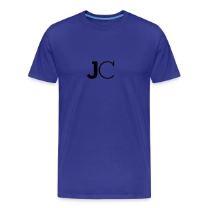 JazzyAndCeddy Logo - Men's Premium T-Shirt