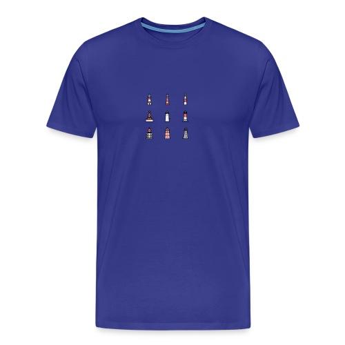 Lighthouse Excursions - Men's Premium T-Shirt