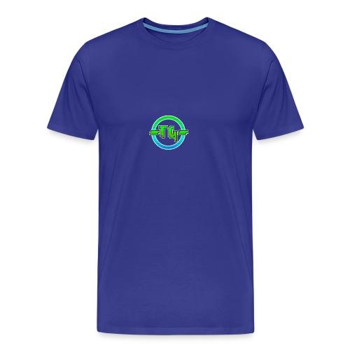 Plain -TG- merch - Men's Premium T-Shirt