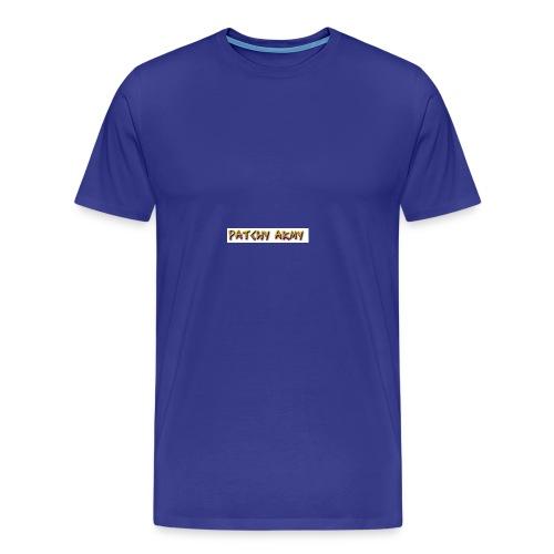 PATCHY ARMY - Men's Premium T-Shirt