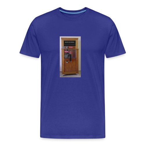 Davids Coin Machine - Men's Premium T-Shirt